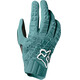 Fox Sidewinder Gloves Women dark green